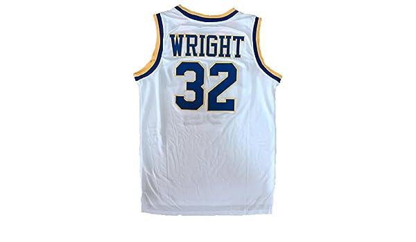 bd55e81259cc Amazon.com  Monica Wright  32 Crenshaw Jersey Love and Basketball Sanaa  Lathan Movie Uniform  Clothing