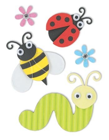 Bugs Sticker Sheet