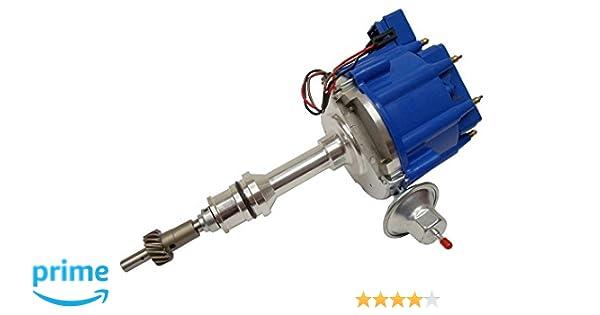 302 Distributor 3 Plug Wiring Diagram