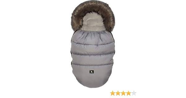 Saco silla Cottonmoose Grey: Amazon.es: Bebé