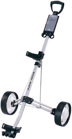 Stowamatic Lite Trac Aluminium Golf Pull Cart