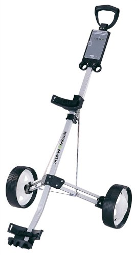 Amazon.com : Stowamatic Lite Trac Aluminium Golf Pull Cart : Sports ...