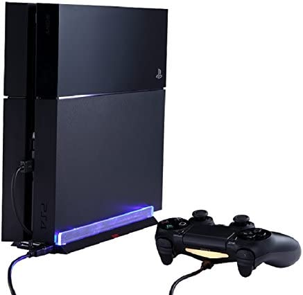 Tosa Blue Light Stand - PlayStation 4 by TOSA: Amazon.es: Videojuegos