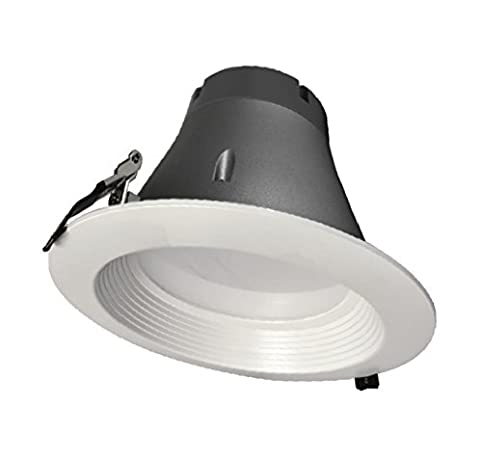 Cost less lighting 8 inch architectural recessed down light cost less lighting 8quot inch architectural recessed down light retrofit standard trim dimmable 27 watts aloadofball Images