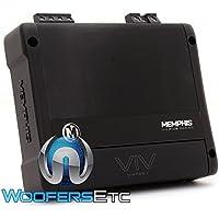 Memphis VIV700.1 Monoblock 700W RMS SixFive Series Amplifier with Built-in Digital Signal Processor