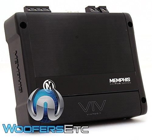 Memphis VIV700.1 Monoblock 700W RMS SixFive Series Amplifier