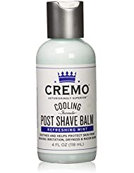 Cremo Cooling Post Shave Balm To Sooth, Cool And Protect...