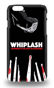Iphone Cover 3D PC Soft Case American Whiplash Whiplash Drama Music Protective 3D PC Soft Case Compatibel With Iphone 6 ( Custom Picture iPhone 6, iPhone 6 PLUS, iPhone 5, iPhone 5S, iPhone 5C, iPhone 4, iPhone 4S,Galaxy S6,Galaxy S5,Galaxy S4,Galaxy S3,Note 3,iPad Mini-Mini 2,iPad Air )