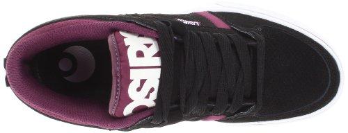 Osiris CH2 21018019 - Zapatillas para hombre Negro (Schwarz (Black/Purple/White))