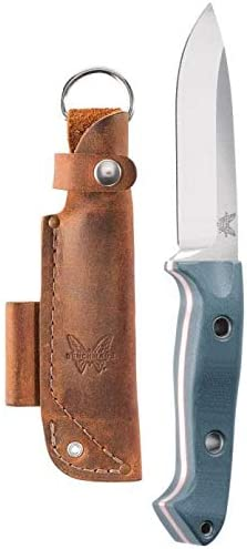 9. Benchmade Bushcrafter 162