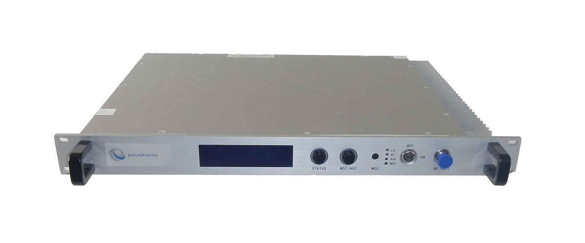 24mW CATV Fiber Transmitter with AGC - FTTX - 1310nm - Commercial QUALITY