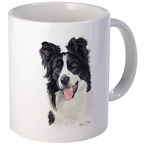 - CafePress Border Collie Mug Unique Coffee Mug, Coffee Cup