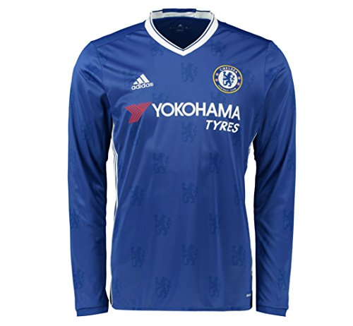 Adidas Chelsea FC Mens Home Replica Soccer Jersey XS Chelsea Blue-White