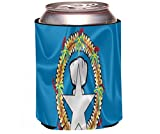 Rikki Knight Beer Can Soda Drinks Cooler , Northern Mariana Islands Flag Design