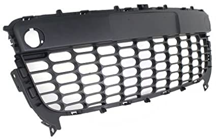Partslink Number MA1036108 OE Replacement Mazda CX7 Front Bumper Grille