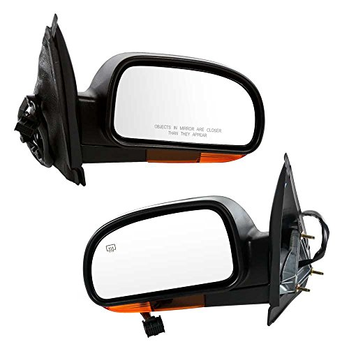 Prime Choice Auto Parts KAPGM1321323PR Side Mirror Pair