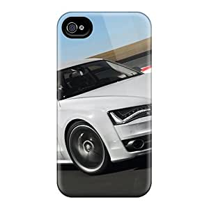Awesome Case Cover/iphone 4/4s Defender Case Cover(audi S8 2013) by ruishername