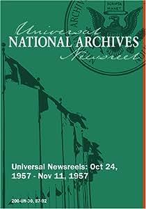 Universal Newsreel Vol. 30 Release 87-92 (1957)