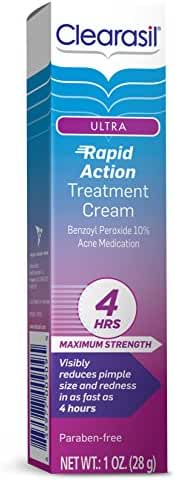 Clearasil Ultra Rapid Action Vanishing Treatment Cream, 1 oz.