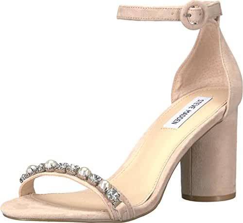 Steve Madden Women's Sparkles Dress Sandal