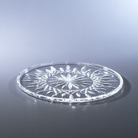 Waterford Crystal Cake Plate (Waterford Lismore 12-Inch Cake Plate)