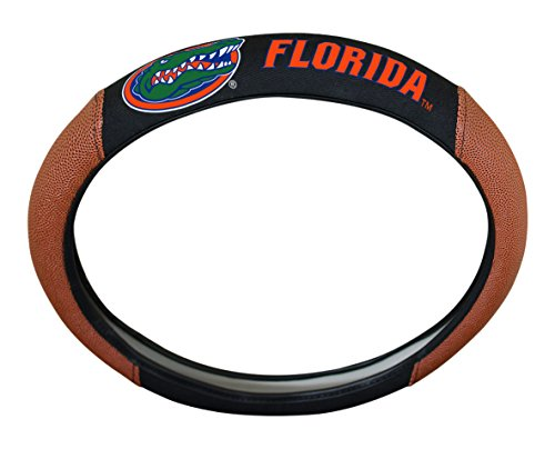 NCAA Florida Gators Rubber Steering Wheel Cover, 15