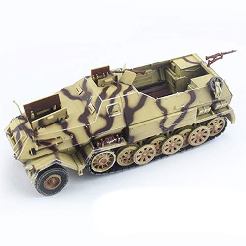 PMA Sd.Kfz.8 DB10 Half Track Finished 1/72 diecast Half Track Anti-Aircraft Anti-Tank WWII Germany