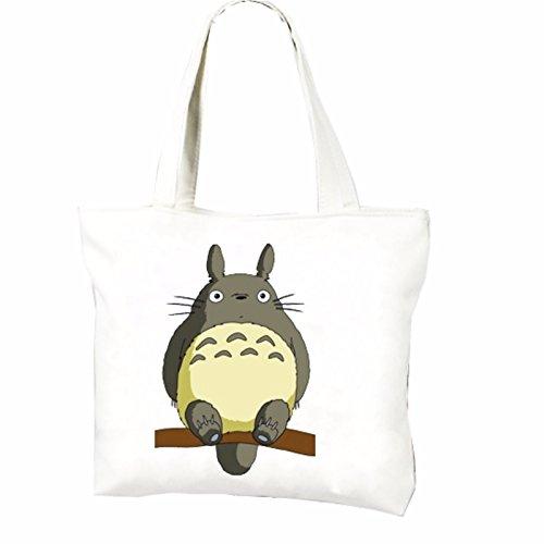 rare Schultertasche Tasche Shoulder Bag Rucksack reisetaschen Grau Sitzung totoro new