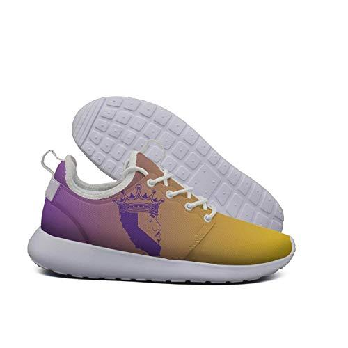 route roshe Violet _basketball_23_crown_kings_la belle route  filet deux souliers légers fc3b01