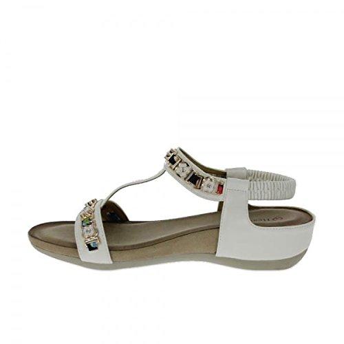 Heavenly Feet Angelina Colour: White, Size: EU39