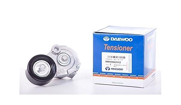 Correa de transmisión – Tensor para Chevy Chevrolet Cruze, Sonic, aveo5 parte: 55563512, 25189926, 25191534, 25189926, t39261, 55350422, 55556090, 1340268: Amazon.es: Coche y moto