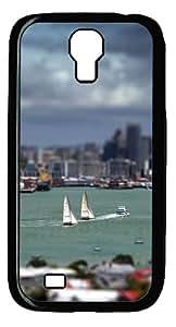 Samsung Galaxy S4 I9500 CaseIts A Small World PC Hard Plastic Case for Samsung Galaxy S4 I9500 Black