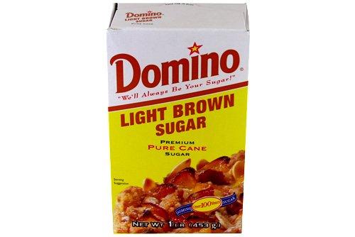 Amazon.com : Domino Light Brown Sugar (1Lb /453 Grams) : Grocery U0026 Gourmet  Food Design