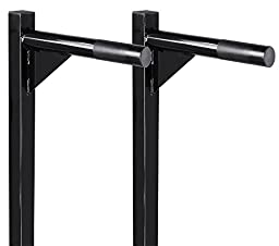 Topeakmart Dipping Stand Station/tower Bar Triceps Home Gym Workout Exercise