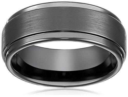 Polish Tungsten Carbide Wedding Comfort