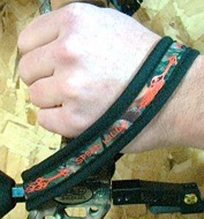 Outdoor Prostaff Outdoor Wrist Strap Speed Kills by Outdoor Prostaff