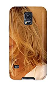 Rugged Skin Case Cover For Galaxy S5- Eco-friendly Packaging(jessica Stein)