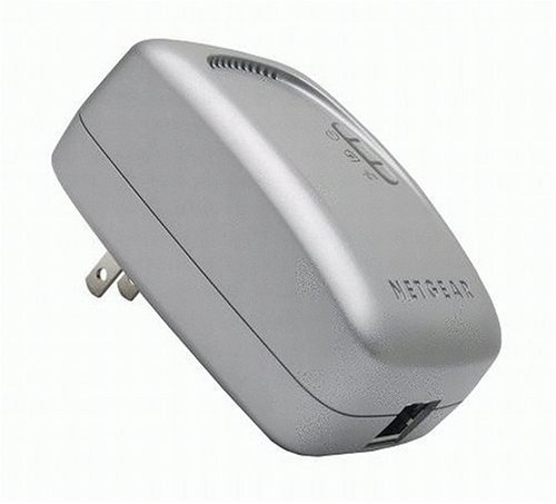 NETGEAR XE102GNA Wall-Plugged Enet Exte Wall Plugged Network Extender Kit