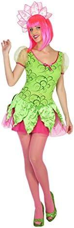 Atosa Disfraz de Flor Verde para Mujer: Amazon.es: Juguetes y juegos