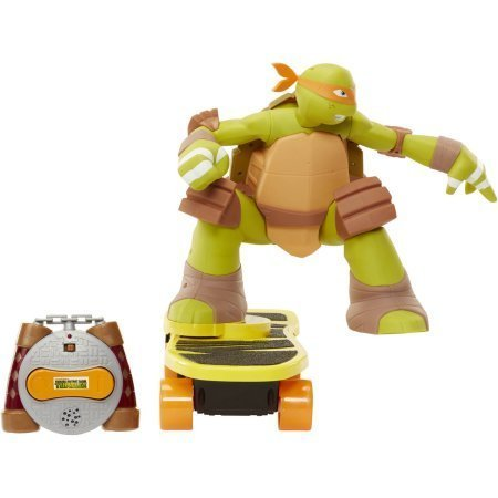 Extreme Performance, Skateboarding ,Mikey Teenage Mutant Ninja Turtles Remote Control Walmart Exclusive