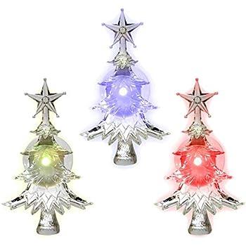 Amazon Com Banberry Designs Snowflake Window Lights Pack Of Three