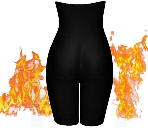 Controllo Compressione RIBIKA Donne Pancia Shaper Coscia Dimagrante Pantaloncini a Compressione Pantaloni a Vita Alta