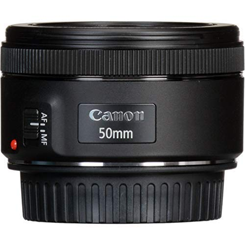 Canon EF 50mm f/1.8 STM Lens with USA Warranty + Filter Kit + Tripod + Lens Cleaning Pen + Accessory Bundle by The Imaging World (Image #4)