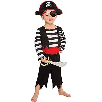 Marinero pirata - disfraz niño: Amazon.es: Juguetes y juegos