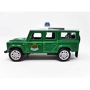 PLAYJOCS Vehículo Guardia Civil Clásico GT-3909 22