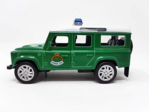PLAYJOCS Vehículo Guardia Civil Clásico GT-3909 2