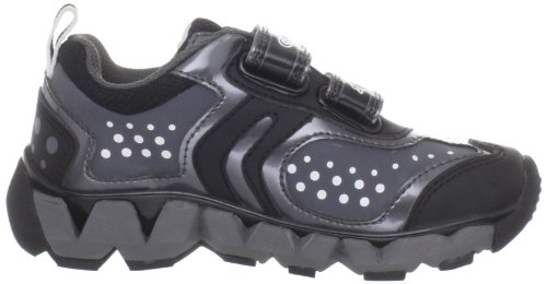 Geox Baby Rumble - Zapatillas para bebé Noir/gris (C0017)