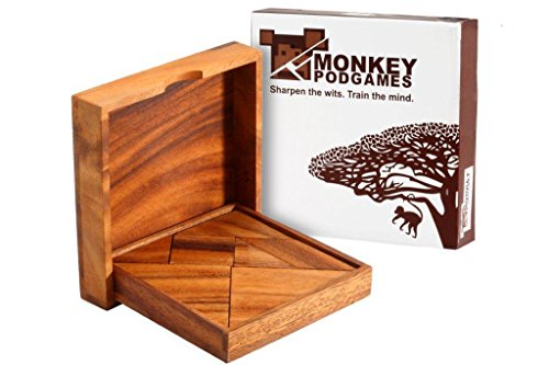 (Monkey Pod Games, Tangram Puzzle)