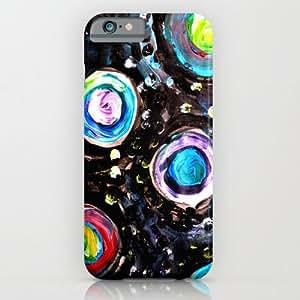 Society6 - Color Swirl iPhone 6 Case by Claudia McBain