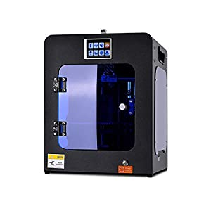Tonglingusl 3d printers 3d printer hs-mini impressora 3d print affordable machine mk10 extruder reprap prusa i3 mk8 hotend student diy resume i4